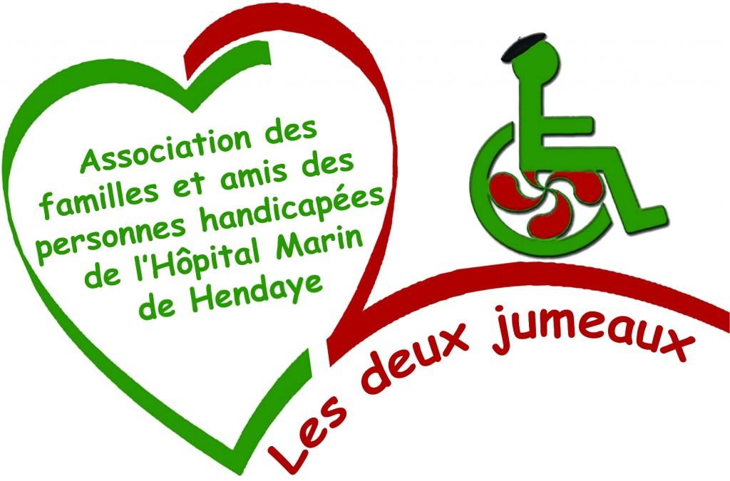 logo de l'association les deux jumeaux